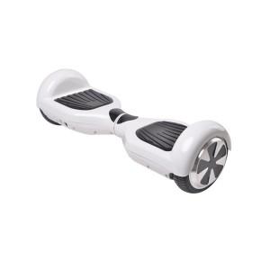hoverboard pas cher skate electrique 6-5-pouces-smartboard-batterie-36v-blanc