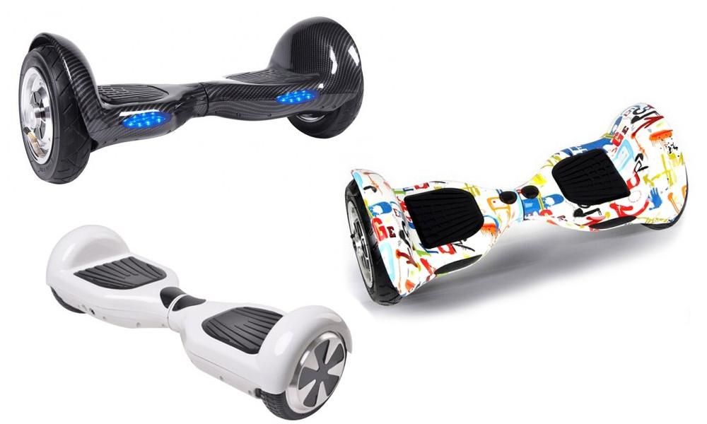 modèles hoverboard pas cher